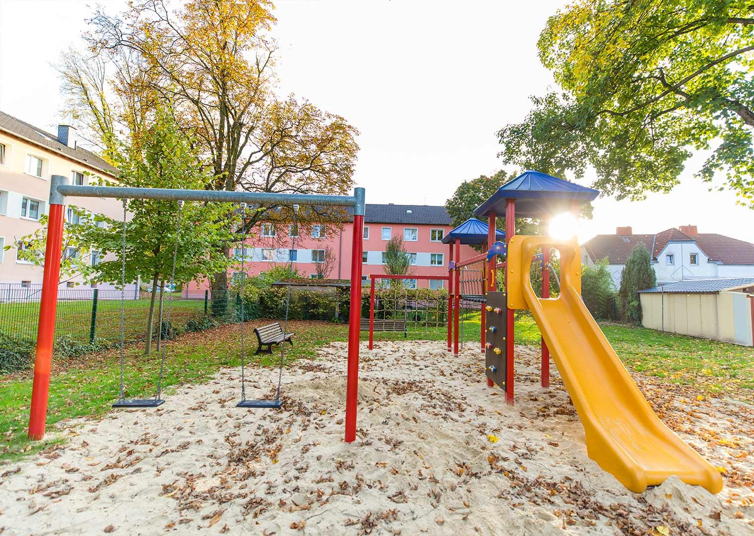 Link zur Bilddatei: Kirchhelle_Referenzen_Spielplatz_Galeriebilder_02