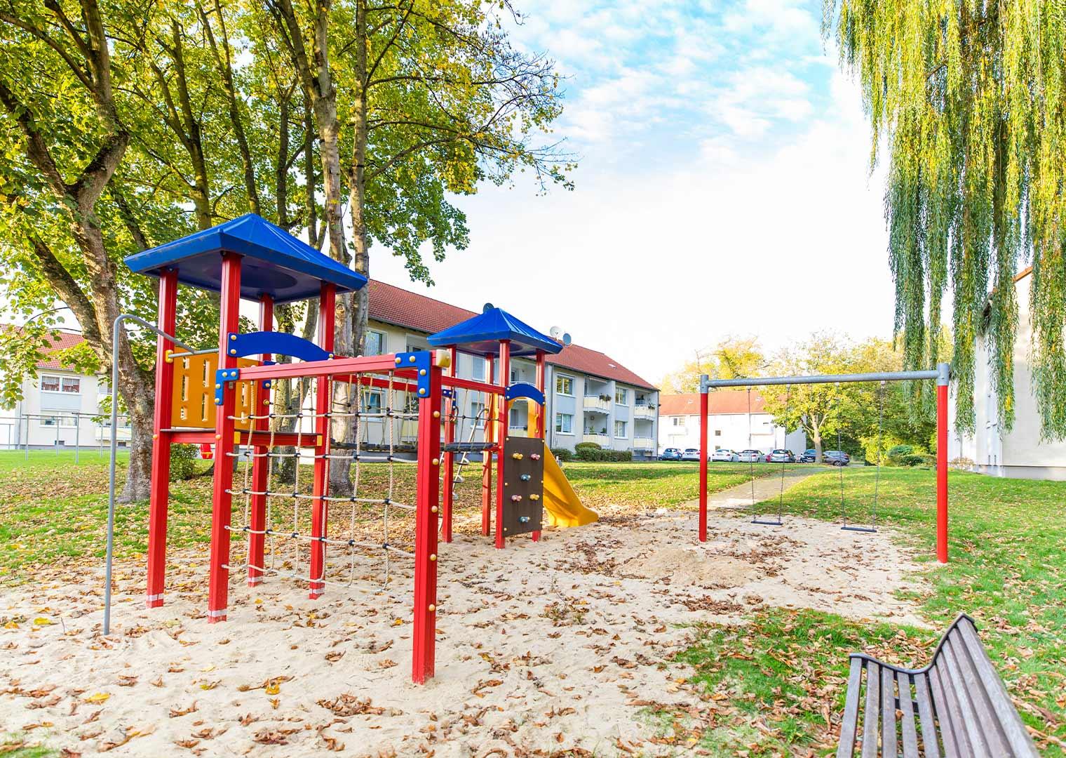 Link zur Bilddatei: Kirchhelle_Referenzen_Spielplatz_Galeriebilder_03